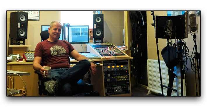 EVE Audio SC307 & Callum MacColl