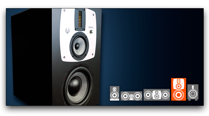 EVE Audio SC3010 and SC3012
