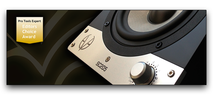 EVE Audio SC205 - Pro Tools Expert