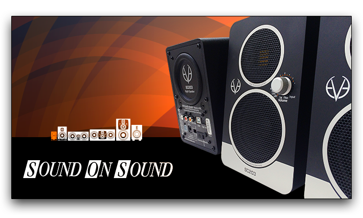 EVE Audio SC203 in Sound On Sound