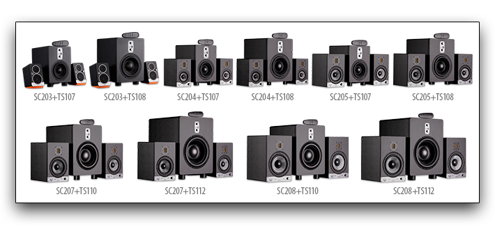 EVE Audio - Subwoofer recommendations