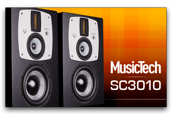 EVE Audio SC3010 - MusicTech