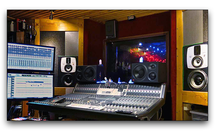 EVE Audio - Woodbine Street Recording Studio