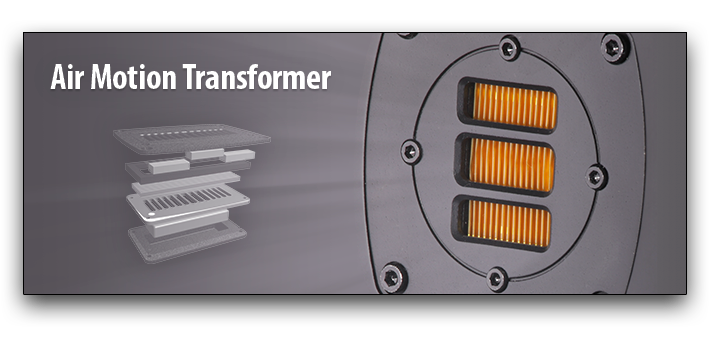 EVE Audio's Air Motion Transformer