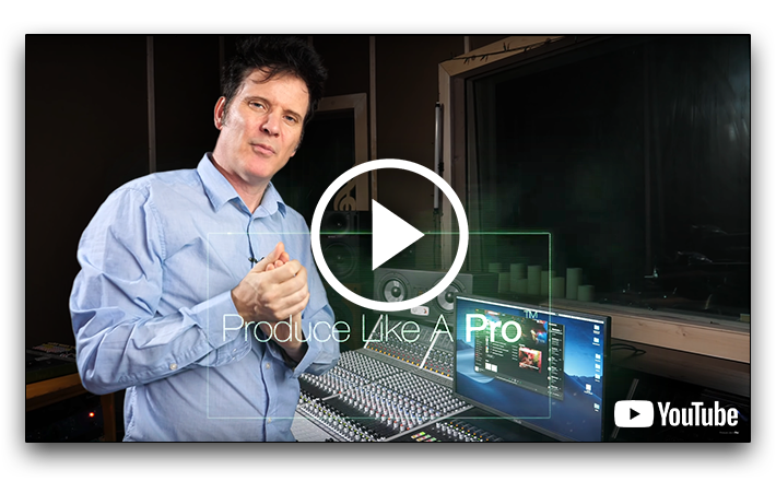 EVE Audio SC307 - Produce Like A Pro