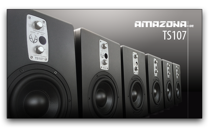 EVE Audio TS107 review in Amazona