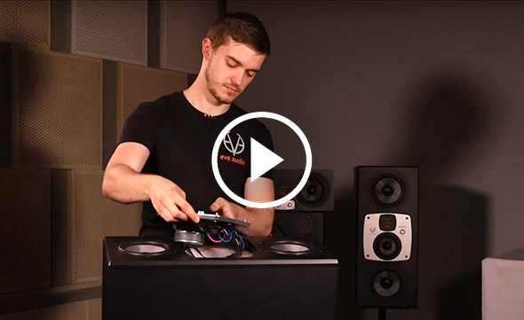 Tech Talk video - Rotating the mid/high plate