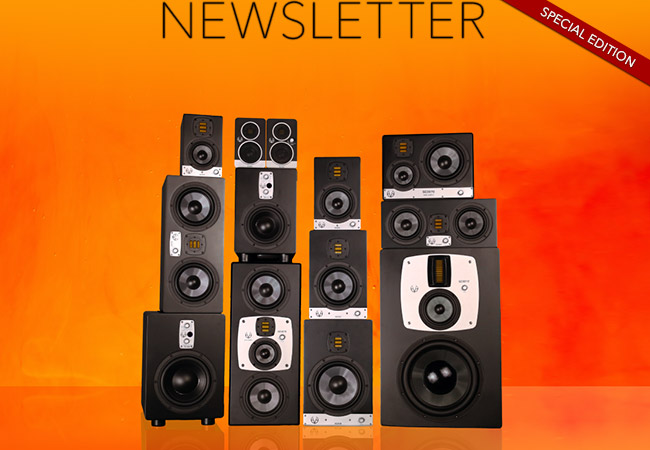EVE Audio Newsletter - Welcome